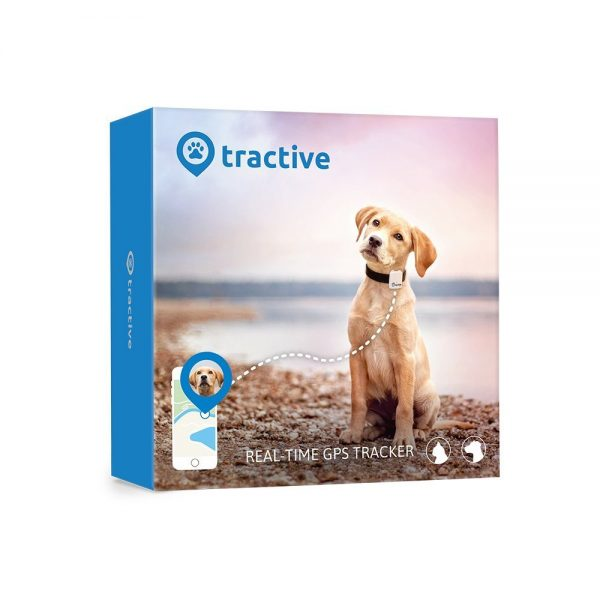 Rastreador GPS para perros Tractive