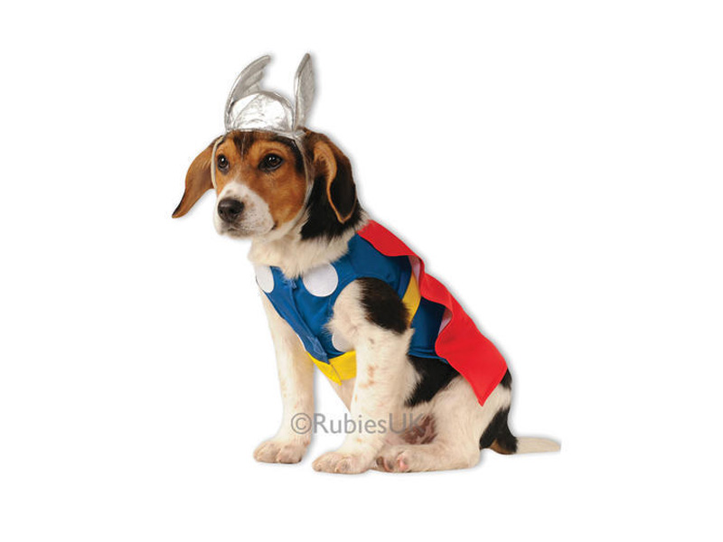 Disfraz para perro de Thor