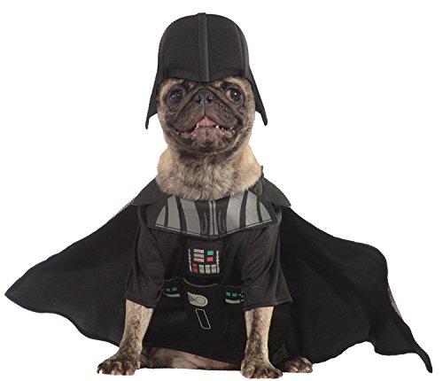 Disfraz para perros Darth Vader